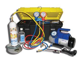 Оборудование для монтажа и демонтажа сплит-систем